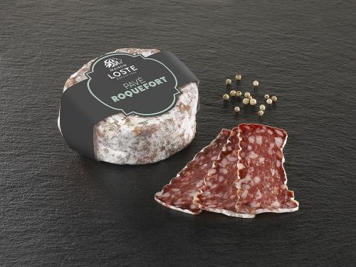 Saucisson Sec Le Pavé Roquefort